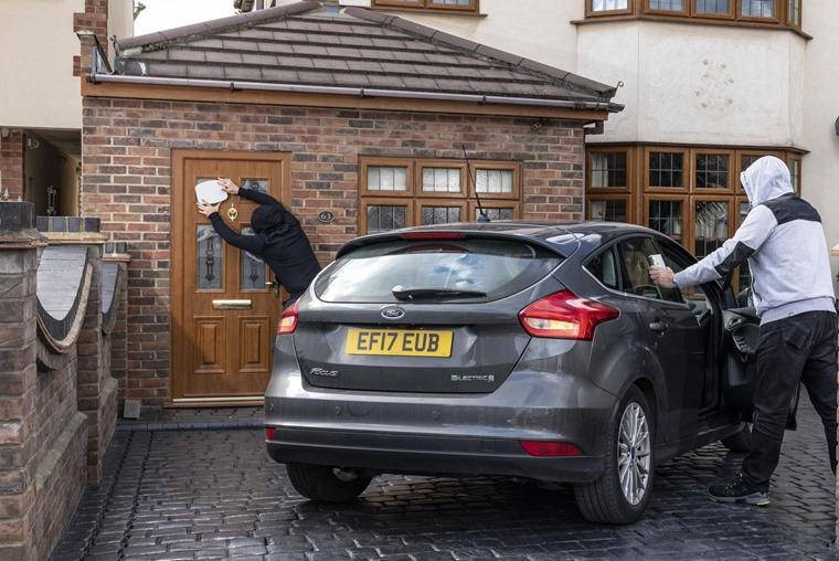 سرقت خودرو از طریق کیلس: حملهی رله و جلوگیری از آن