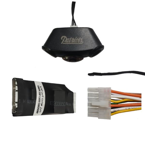 کنترلر هوشمند کابین خودرو